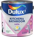 Dulux kitchen & bathroom satin 2,5L