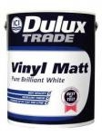 Dulux Vinyl matt PBW pure brillant white 5L