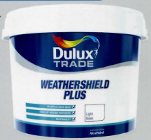 Dulux Weathershield Plus base medium 10L