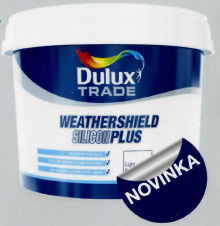 Dulux Weathershield Silicon Plus base light 10L