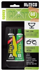 ALTECO Epoxy Clear 60 min 40 g