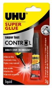 UHU Super Glue Control 3g