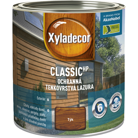 Xyladecor Classic HP 2,5l