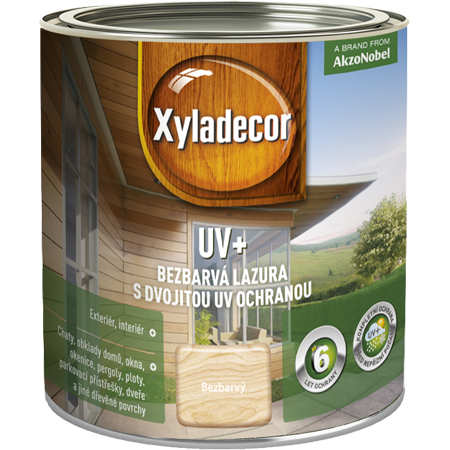 Xyladecor UV+ 2,5l